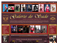 Ranking Webseite galerie-de-sade.de
