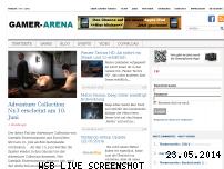 Informationen zur Webseite gamer-arena.de