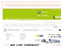Ranking Webseite gartenmoebel-einkauf.de