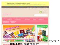 Ranking Webseite geburtstagsfee.de