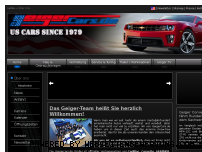 Ranking Webseite geigercars.de