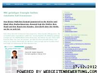 Ranking Webseite geist.heiler.org