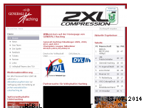 Ranking Webseite generali-haching.de