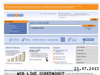 Informationen zur Webseite genios.de