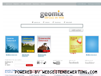 Ranking Webseite geomix.at