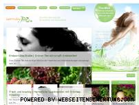 Ranking Webseite gesundertee.de