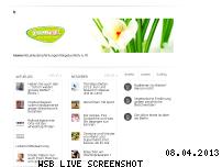 Ranking Webseite gesunex.de