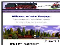 Informationen zur Webseite gh-modellbau.cms4people.de