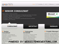 Informationen zur Webseite gierth-consulting.de
