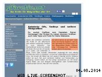 Informationen zur Webseite gifarchiv.net