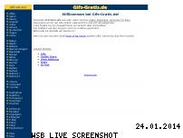 Ranking Webseite gifs-gratis.de