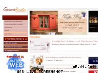 Ranking Webseite gourmetkroatien.de