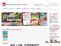Ranking Webseite govi.de