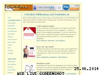Ranking Webseite gratisliste.de