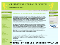 Informationen zur Webseite greendoor-cp.de