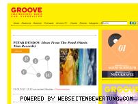 Ranking Webseite groove.de