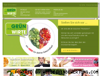 Ranking Webseite gruendonnerstagwirte.at