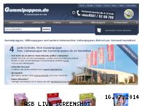 Informationen zur Webseite gummipuppen.de