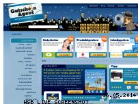 Informationen zur Webseite gutscheinagent.de