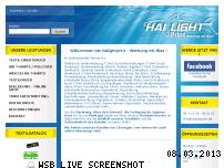 Ranking Webseite hailightprint.de