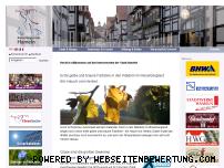 Ranking Webseite hameln.de