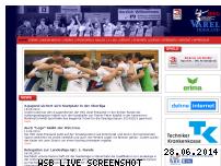 Ranking Webseite handball-varel.de