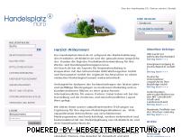 Ranking Webseite handelsplatz-nord.de