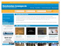 Ranking Webseite handwerker-anzeiger.de