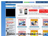 Informationen zur Webseite handykalkulator.de