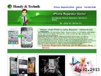 Ranking Webseite handyundtechnik.com
