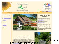 Ranking Webseite haus-bachmatt.de