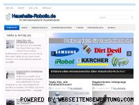Ranking Webseite haushalts-robotic.de