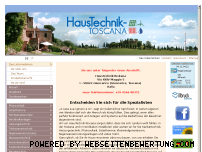 Ranking Webseite haustechnik-toskana.com