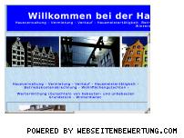 Ranking Webseite hausverwaltung-sommer.de