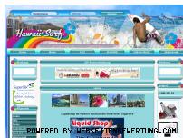 Ranking Webseite hawaii-surf.eu