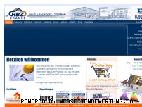 Ranking Webseite hbz-branse.de