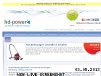 Ranking Webseite hd-power.de
