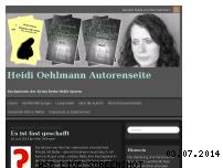 Informationen zur Webseite heidioehlmann.de