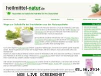 Ranking Webseite heilmittel-natur.de