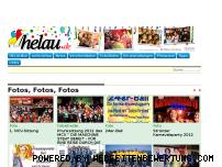 Ranking Webseite helau.de