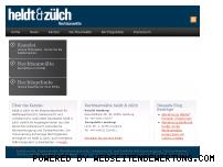 Ranking Webseite heldt-zuelch.de