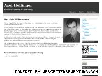 Ranking Webseite hellinger.eu
