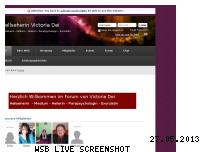 Ranking Webseite hellseherin-victoria.yooco.de