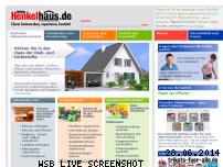 Ranking Webseite henkelhaus.de