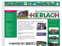 Ranking Webseite herlach.de