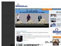 Ranking Webseite hiphopholic.de