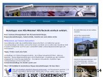 Ranking Webseite hk-auto.de