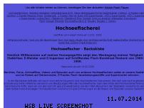 Informationen zur Webseite hochseefischer-backskiste.de