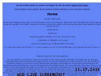 Informationen zur Webseite hochseefischer-stammtisch-waren.de