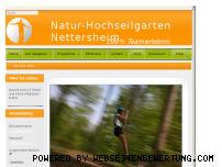 Ranking Webseite hochseilgarten-nettersheim.de